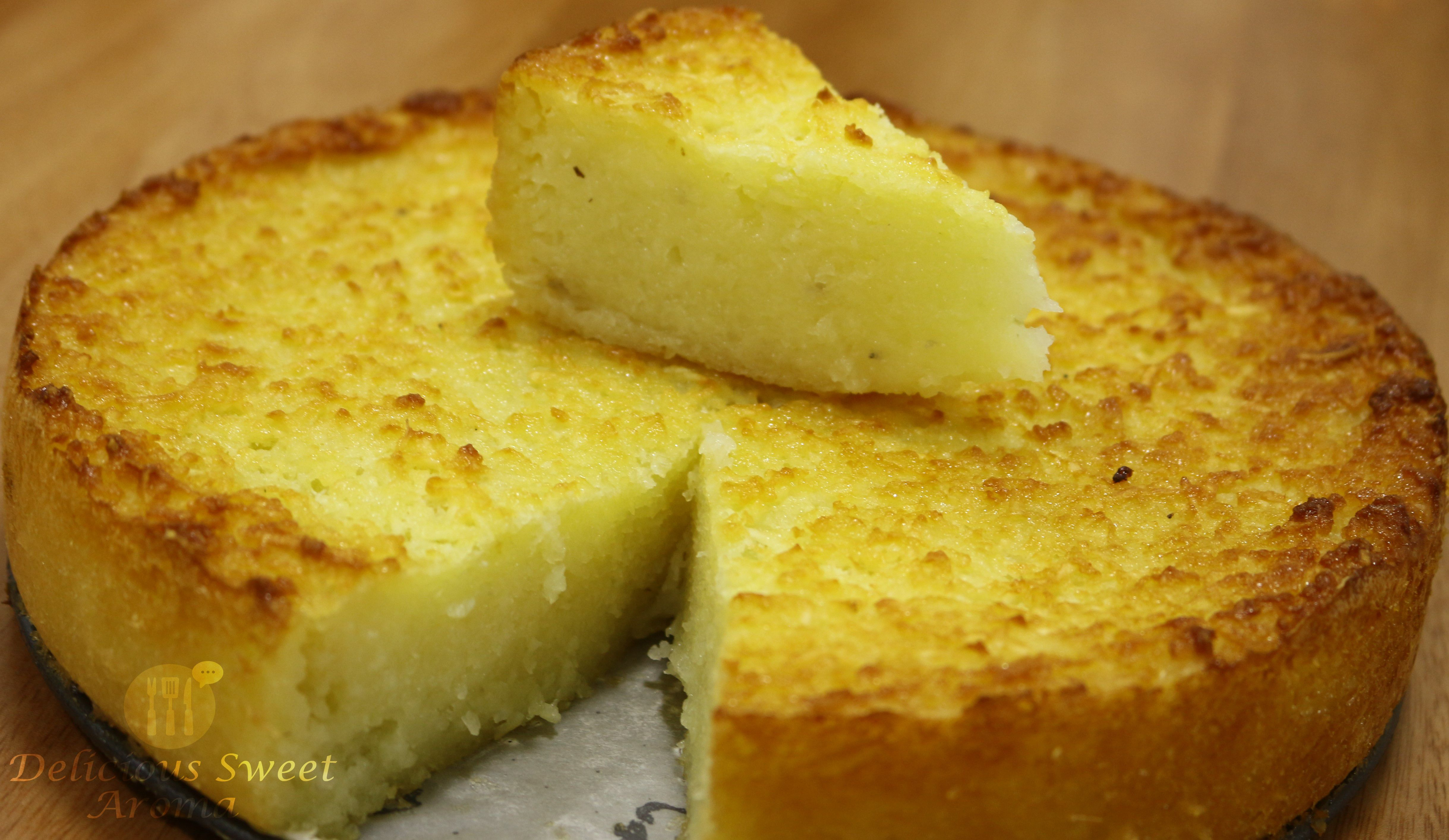 How To Prepare Cassava Cake