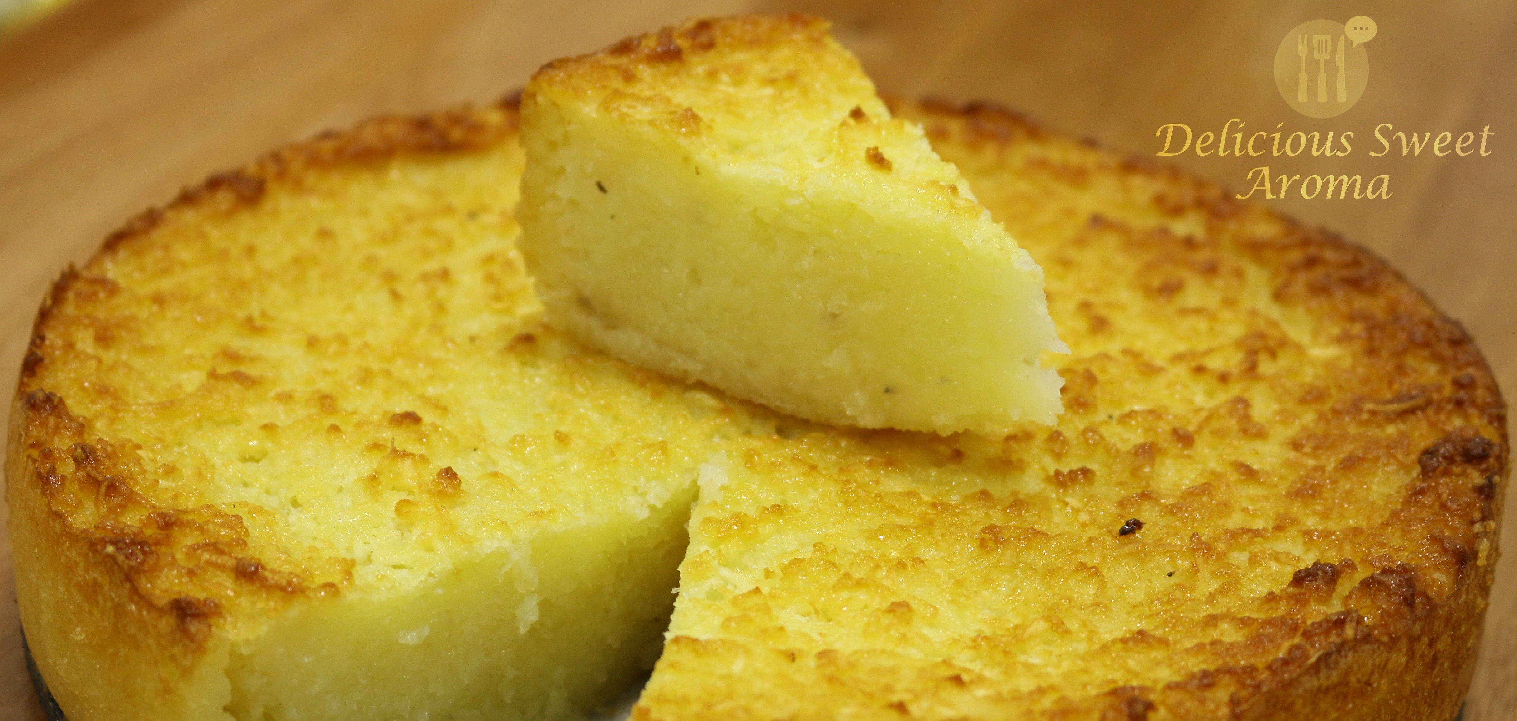Tapioca cake, Cassava cake