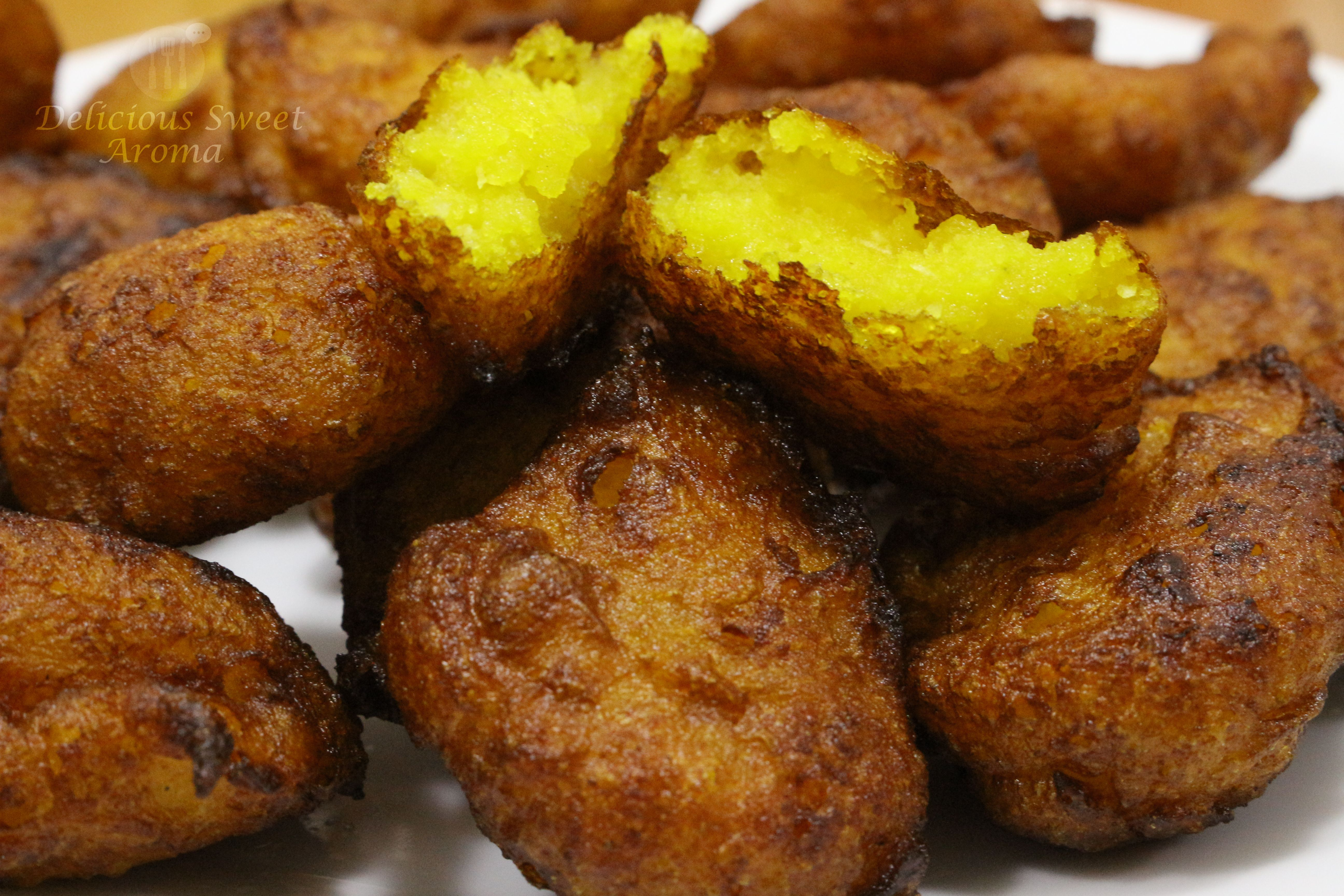 Jacfruit Fritters