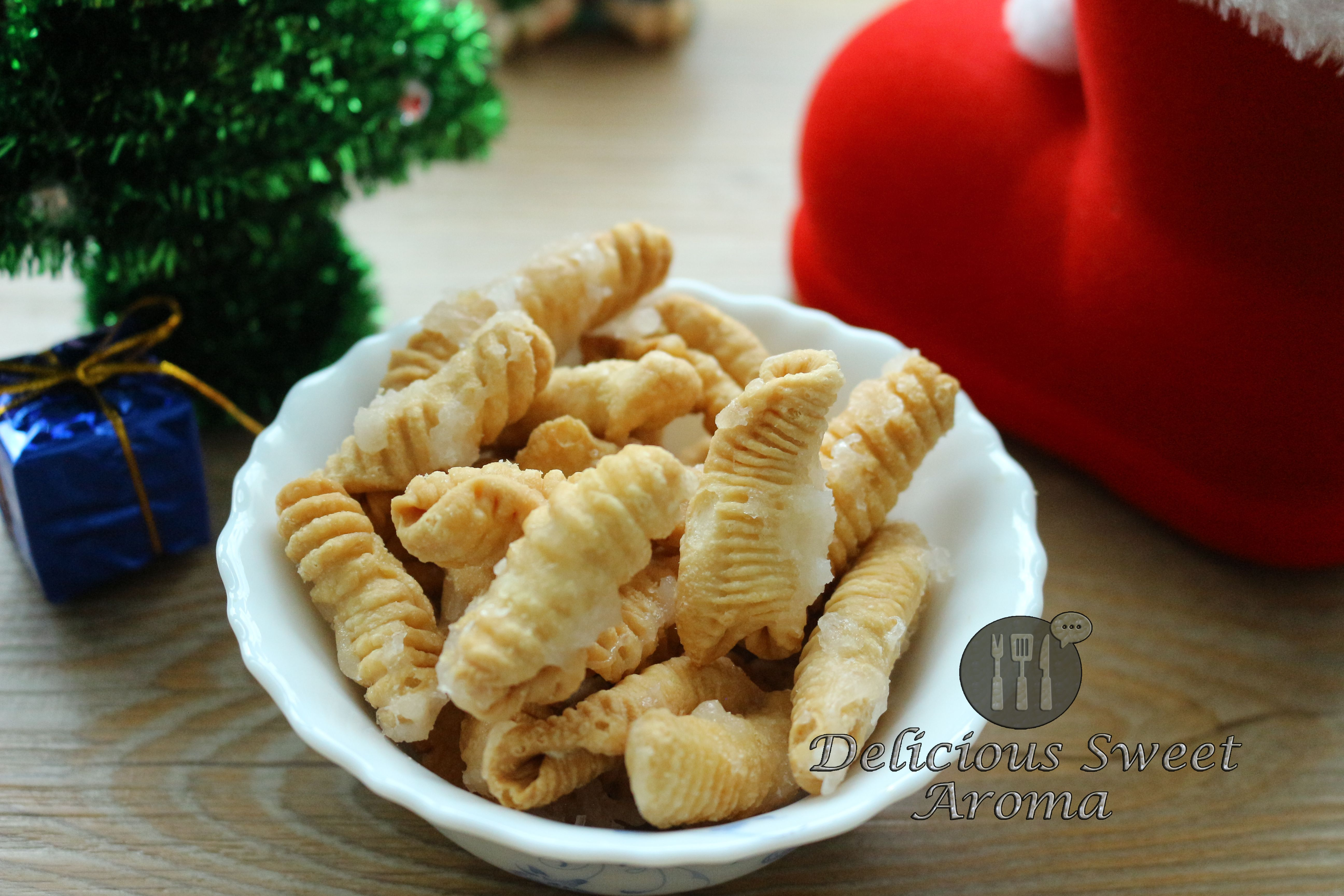 how to make christmas kuswar or sweets