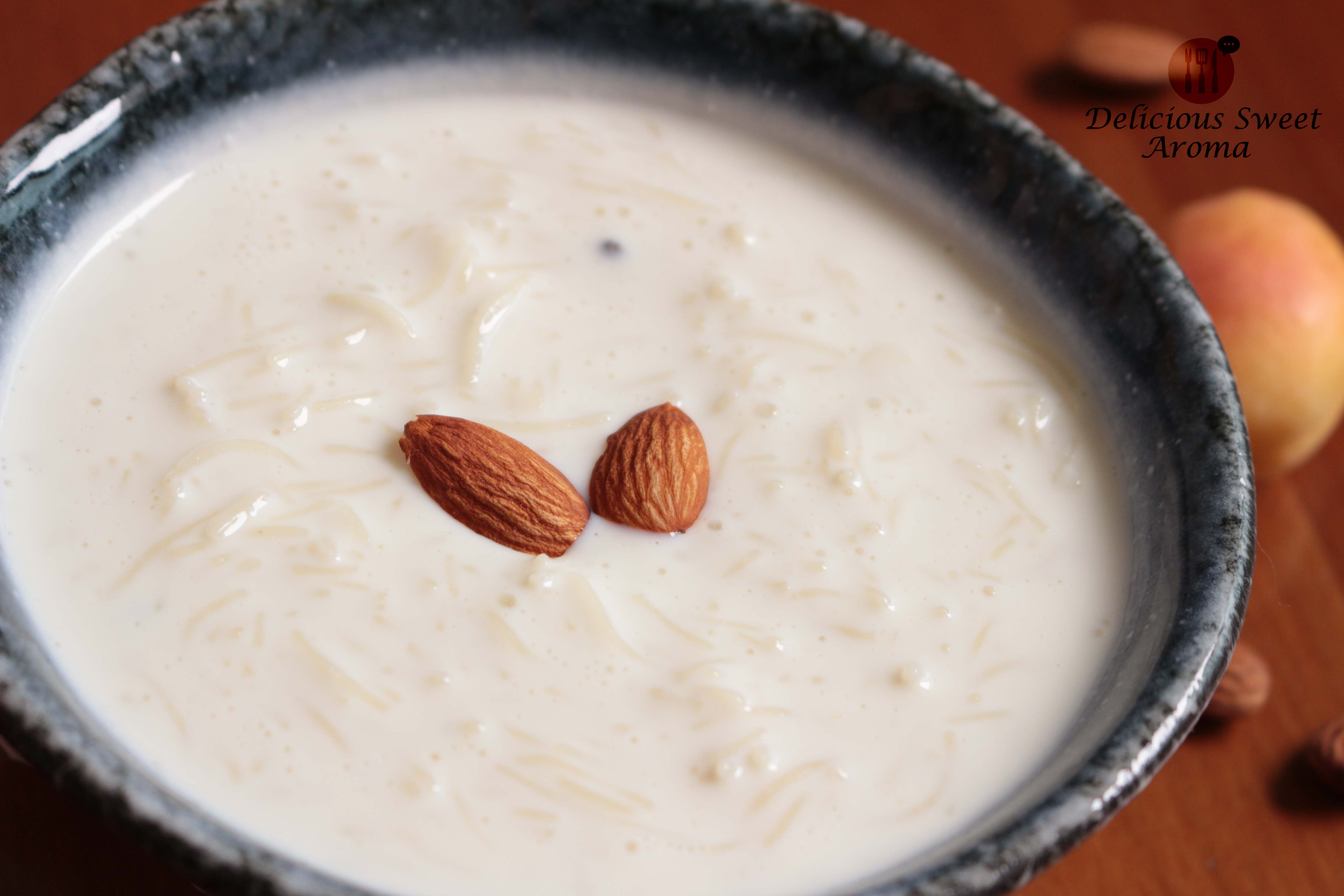 Kheer or Vermicelli pudding | Easy dessert in 15-minutes
