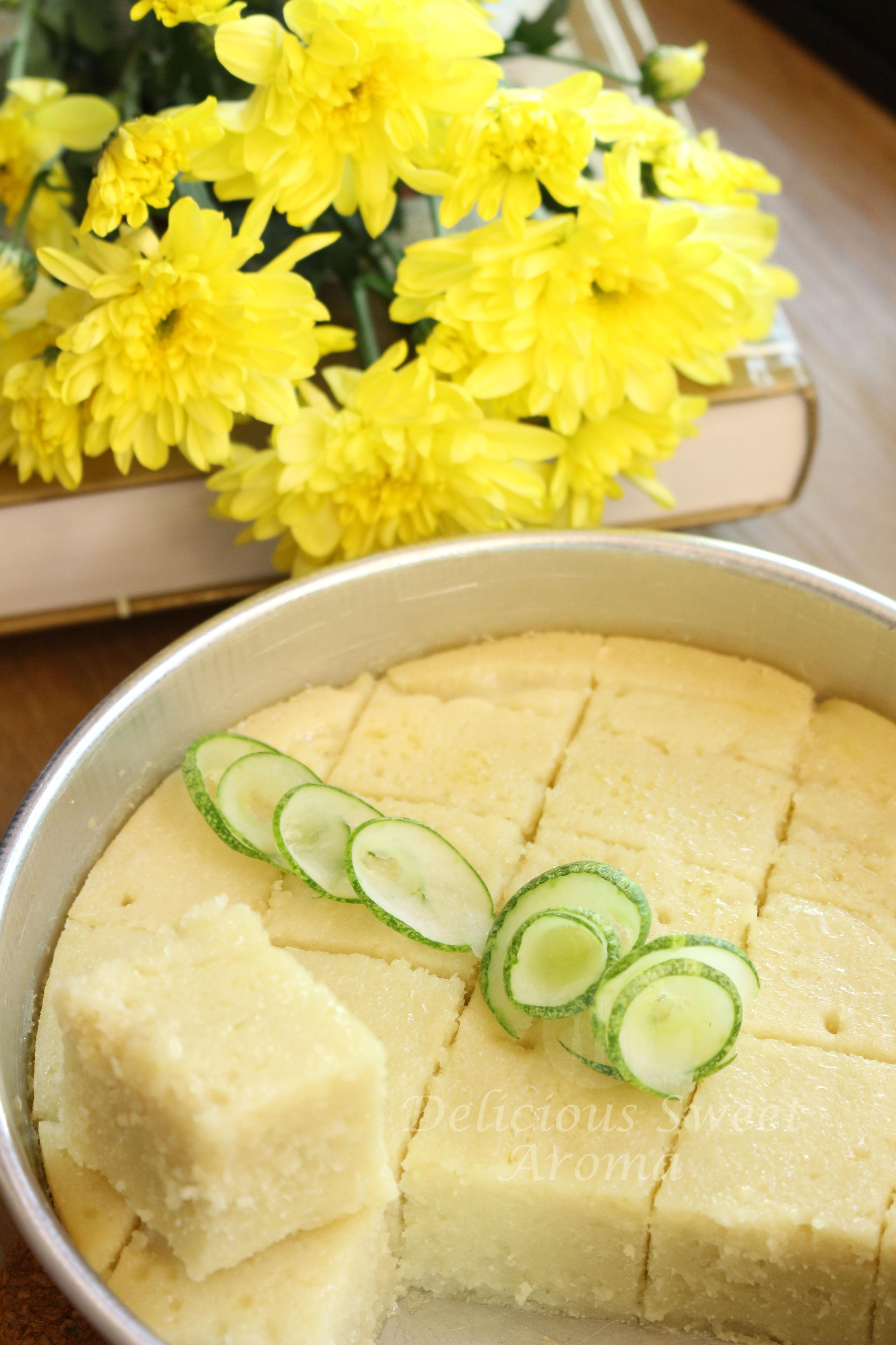 Mandas / Cucumber Cake | Vegetarian Snacks | Easy Recipe