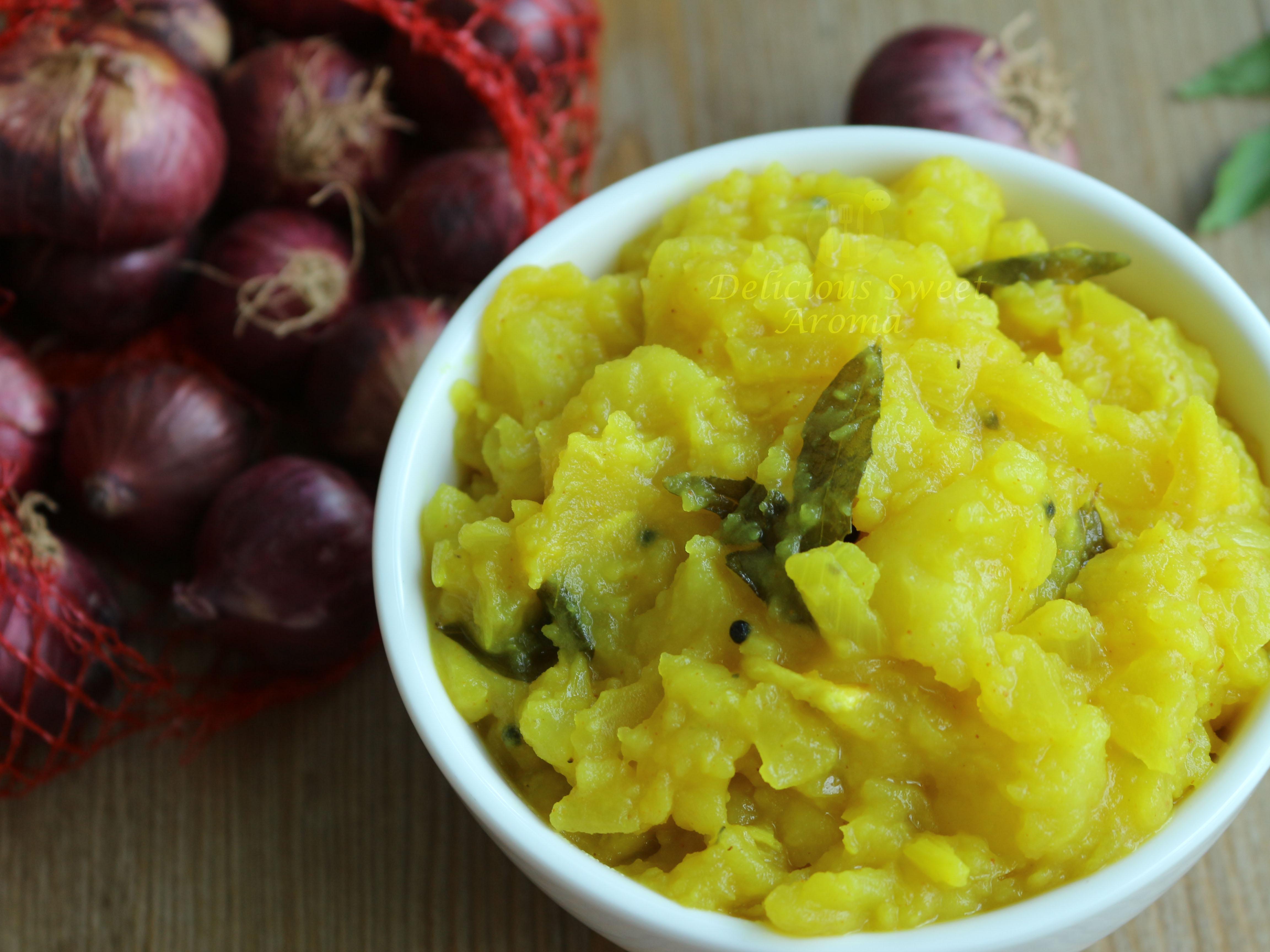 Potato Bhaji/Aloo Bhaji | Potato Recipe | Delicious Sweet Aroma