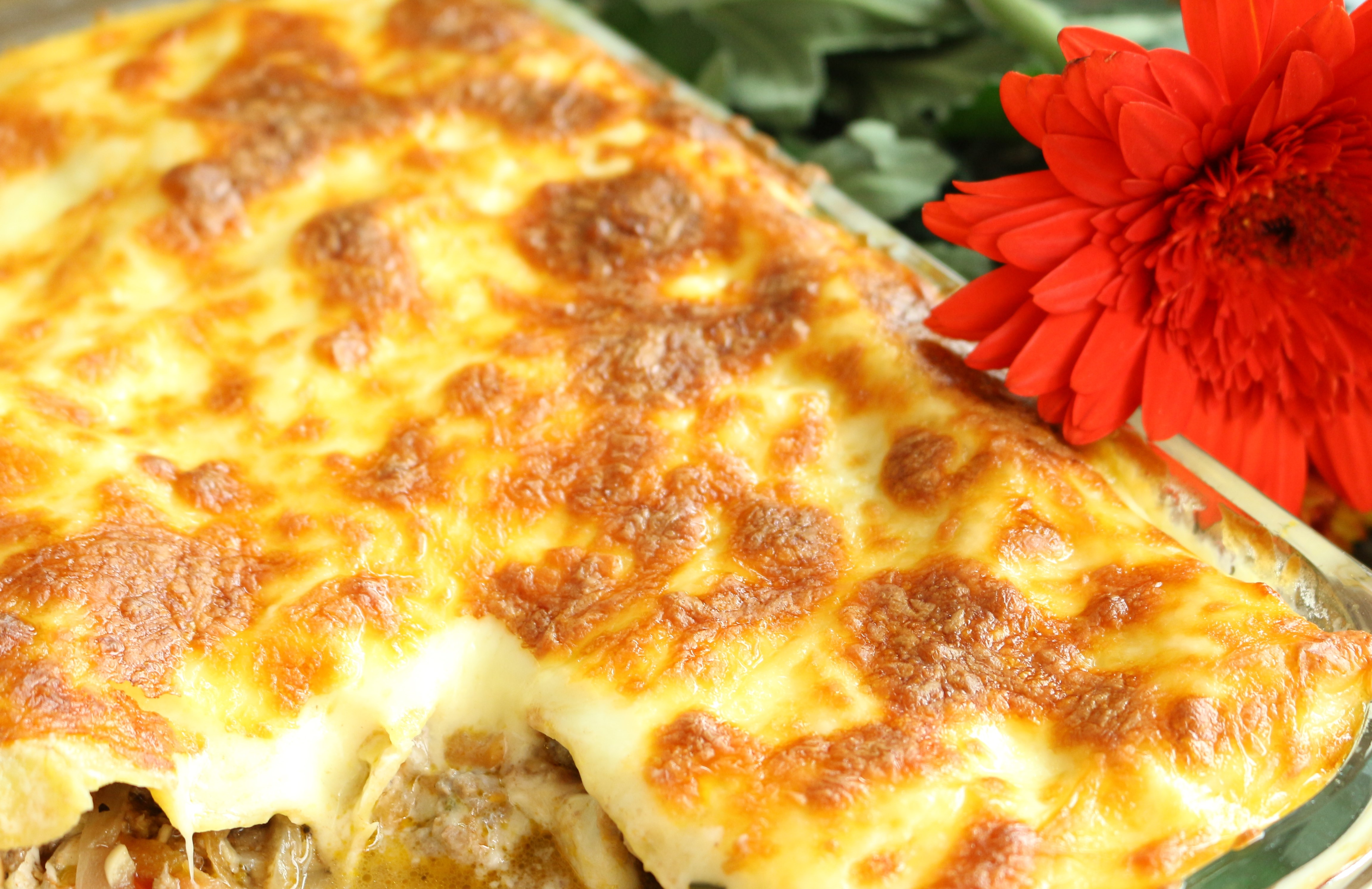 Lasagna | with Bechamel Sauce | Delciious Sweet Aroma